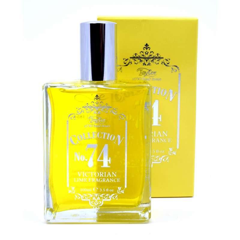 Taylor of Old Bond Street No.74 Victorian Lime Fragrance Men's Fragrance Taylor of Old Bond Street