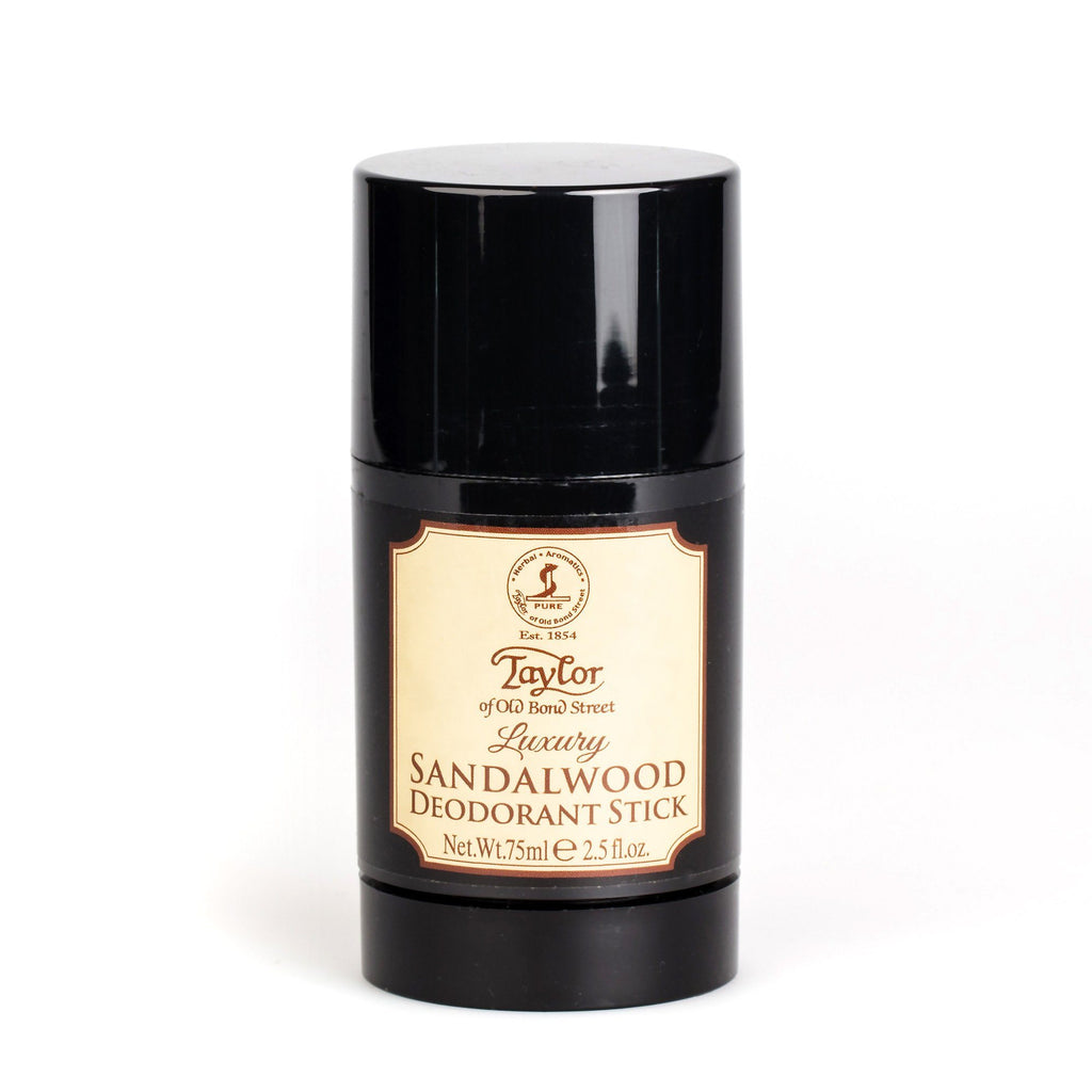Taylor of Old Bond Street Sandalwood Deodorant Stick Deodorant Taylor of Old Bond Street