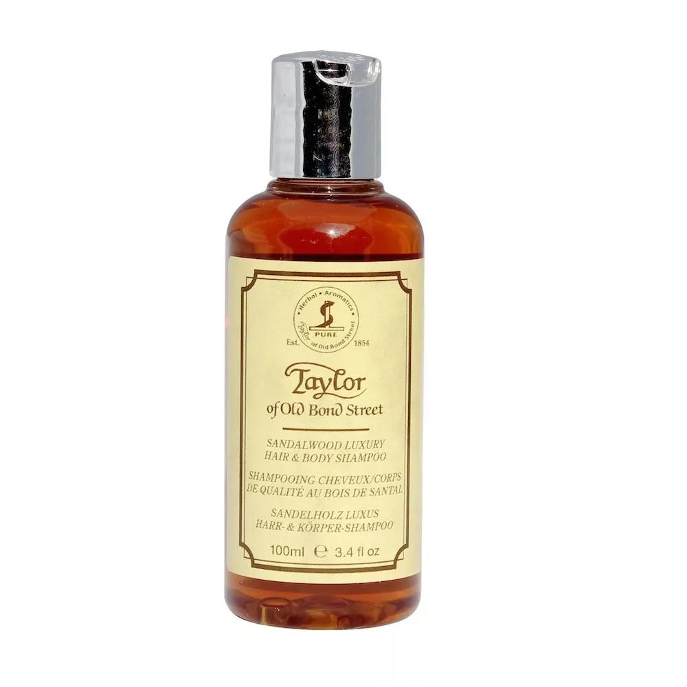 Taylor of Old Bond Street Sandalwood Hair & Body Shampoo Shampoo Taylor of Old Bond Street 3.4 fl oz (100 ml)