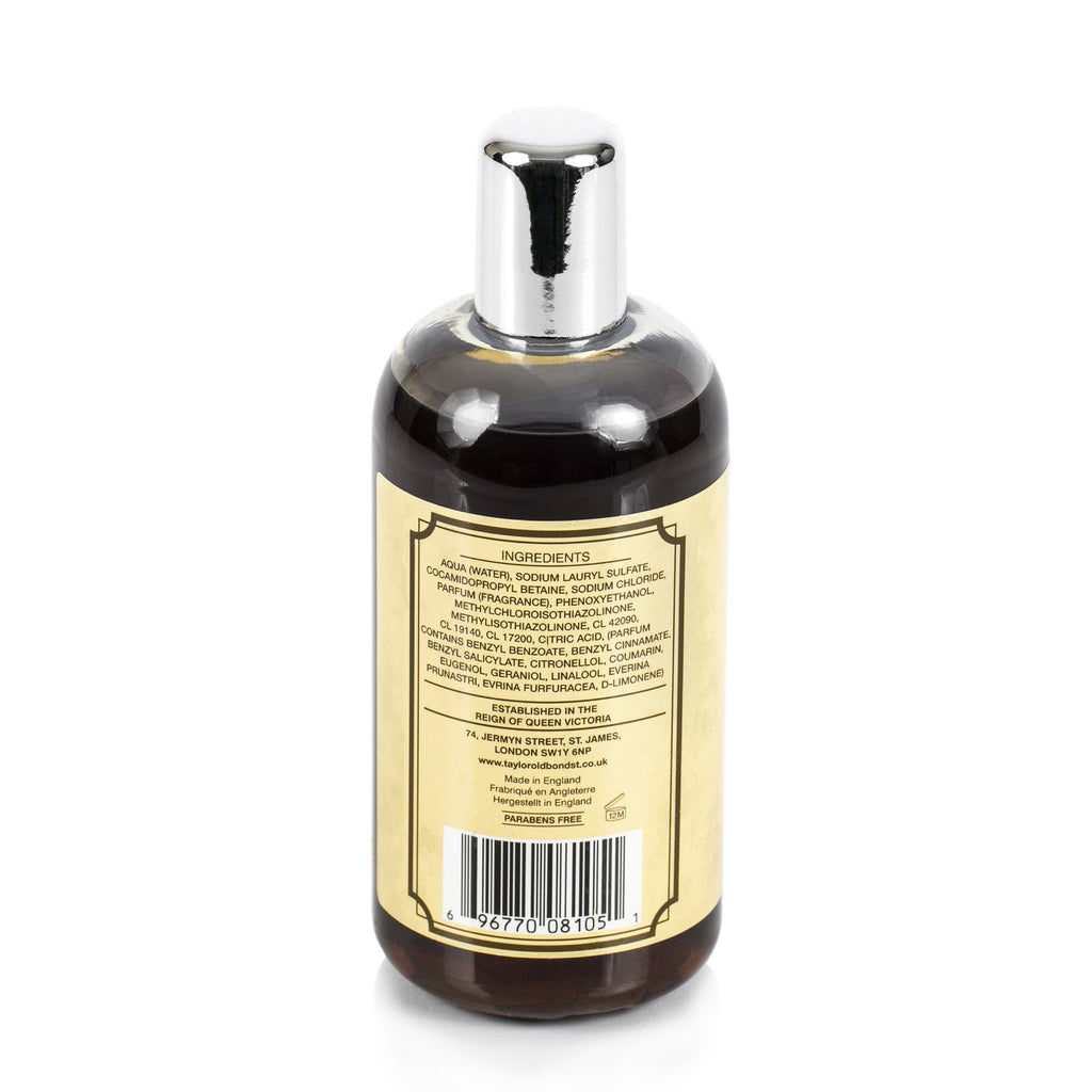 Taylor of Old Bond Street Sandalwood Hair & Body Shampoo Shampoo Taylor of Old Bond Street