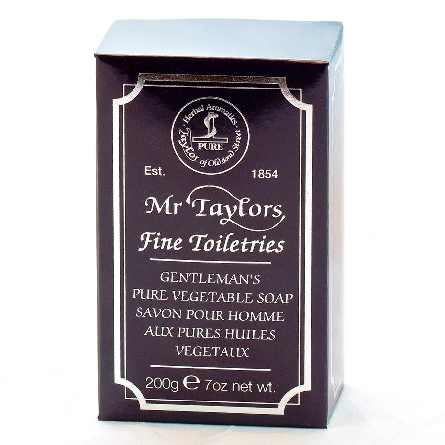 Taylor of Old Bond Street Gentleman's Pure Vegetable Soap, Mr Taylors Body Soap Taylor of Old Bond Street