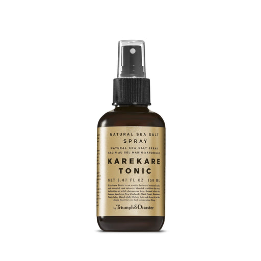 Triumph & Disaster Karekare Hair Tonic, Natural Sea Salt Spray