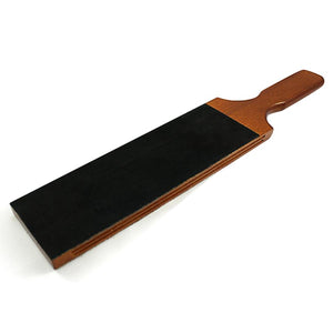 The well shaved gentleman paddle strop