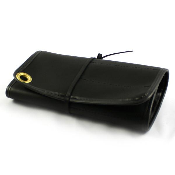 Thiers Issard Seven-Razor Black Leather Carrying Case - Fendrihan Canada - 4