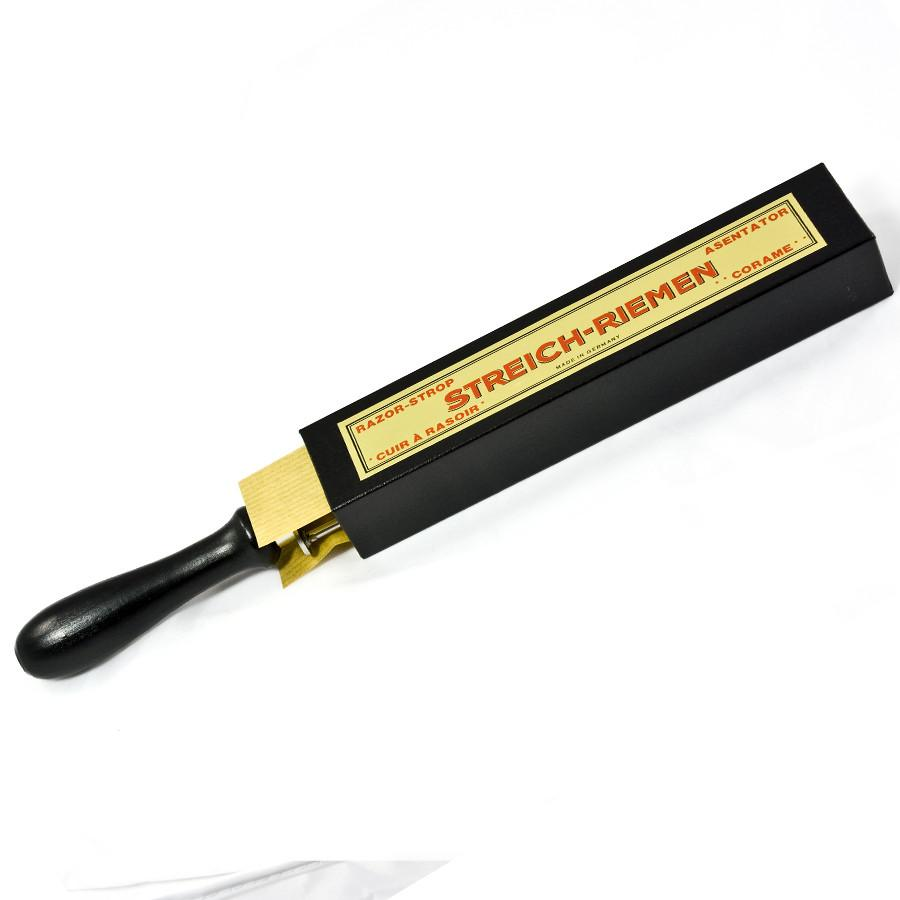 Timor 2-Sided Hand-Held Loom Strop Leather Strop Timor