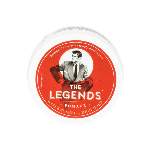 The Legends London High Hold Pomade - Fendrihan Canada - 1