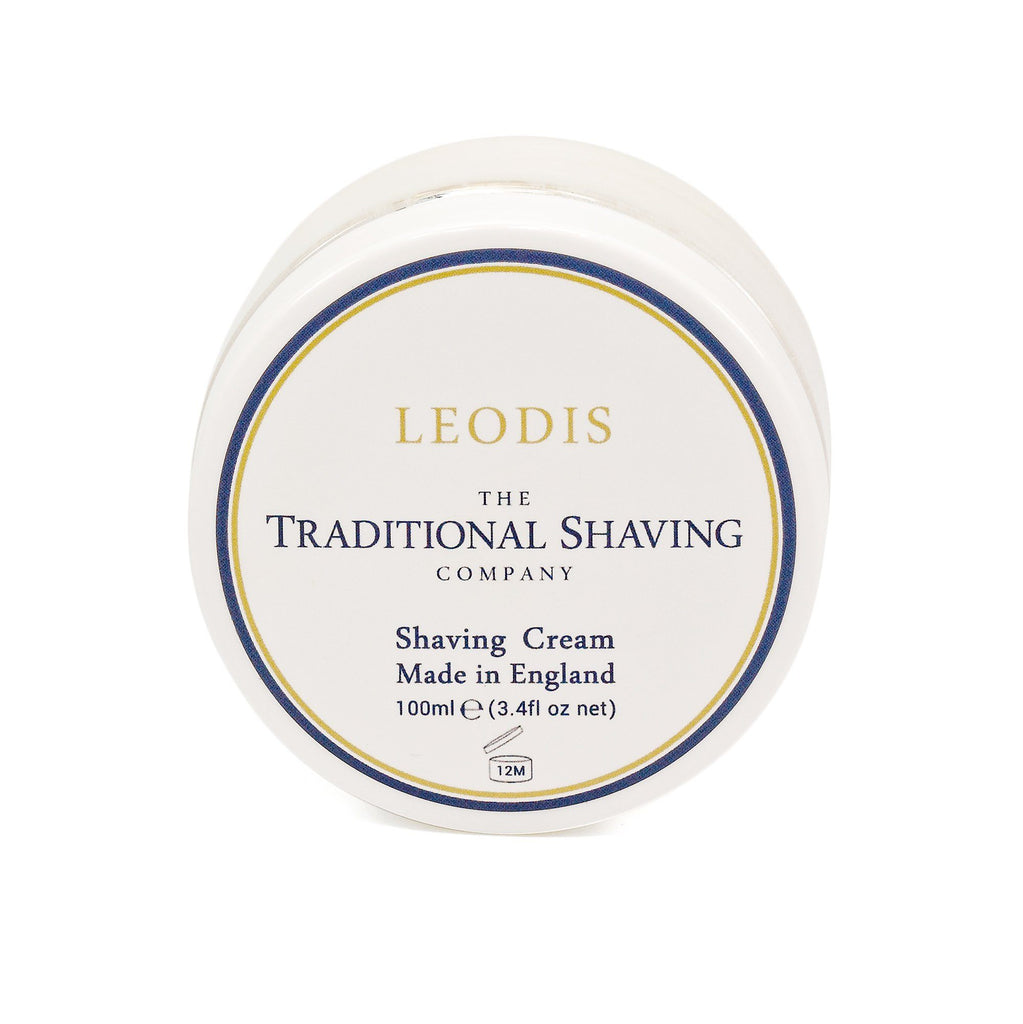 The Traditional Shaving Company Shaving Cream Shaving Cream The Traditional Shaving Company Leodis