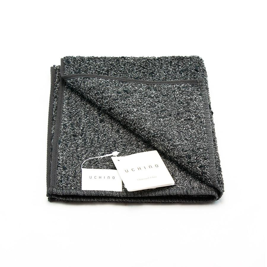 Uchino Kishu Binchotan Charcoal Odour-Eliminating Cotton Towel Towel Uchino