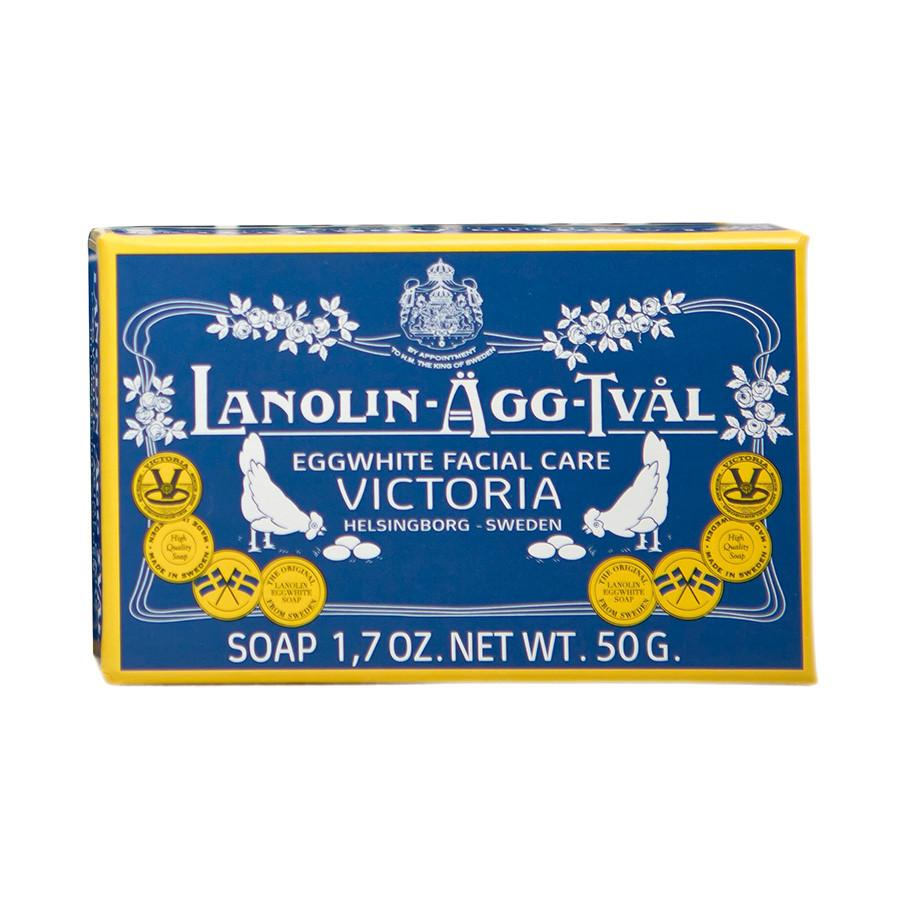 Victoria Lanolin Eggwhite Facial Care Soap Facial Care Other