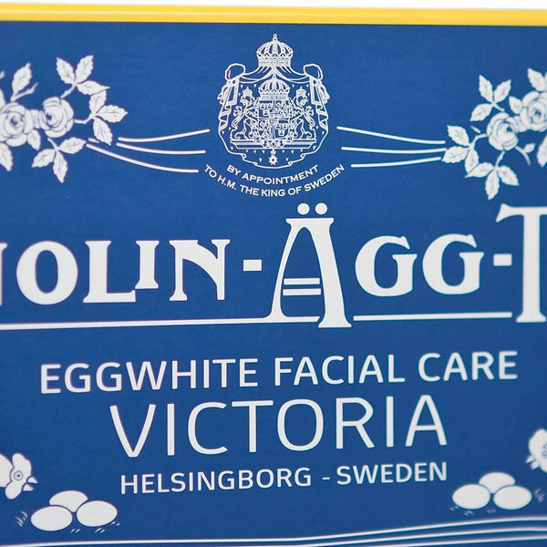 Victoria Lanolin Eggwhite Facial Care Soap 6-Pack - Fendrihan Canada - 3