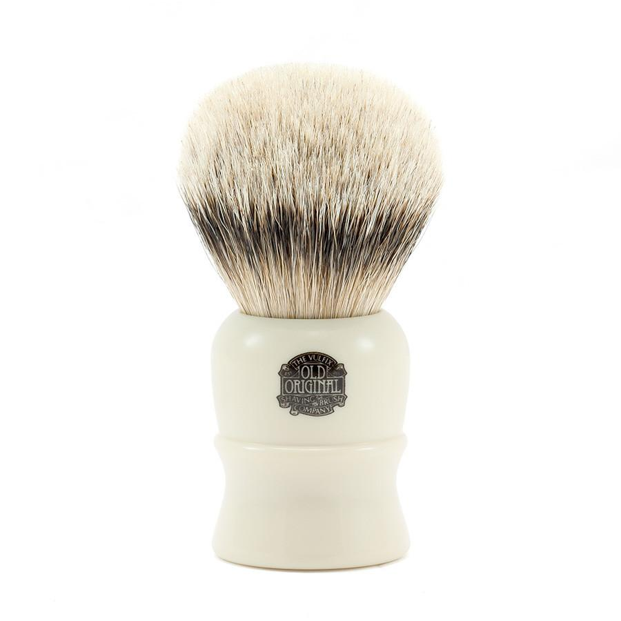Vulfix 41S Super Badger Shaving Brush, Extra Large Badger Bristles Shaving Brush Vulfix