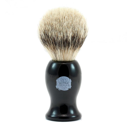 Vulfix 660S Large Super Badger Shaving Brush, Black Handle - Fendrihan Canada