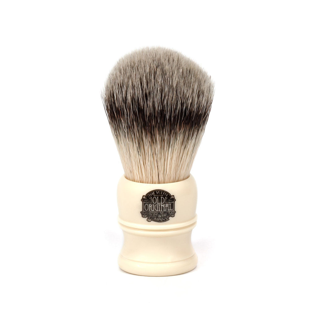 Vulfix H1 Synthetic Bristle Shaving Brush Synthetic Bristles Shaving Brush Vulfix