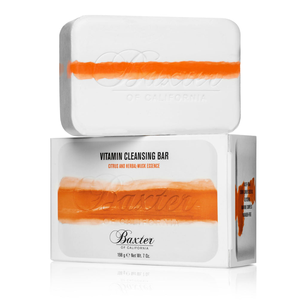 Baxter of California Vitamin Cleansing Bars Body Soap Baxter of California Citrus and Herbal-Musk