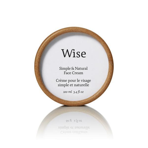 Wise Chaga Face Cream Face Moisturizer and Toner Wise Refill Tube - 3.4 fl oz (100 ml)