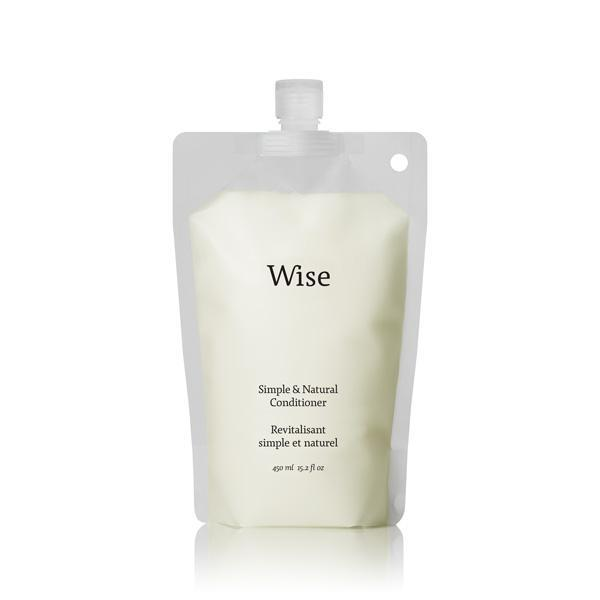 Wise Hemp Seed Oil Conditioner Hair Conditioner Wise