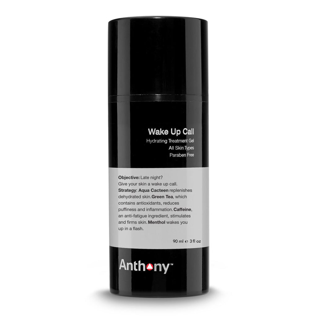 Anthony Wake Up Call Hydrating Treatment Gel Facial Care Anthony