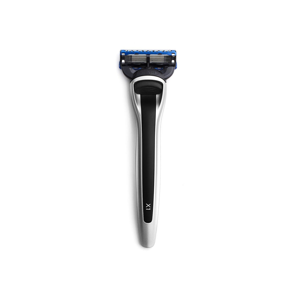Bolin Webb X1 Razor Handle for Fusion, Argent Black