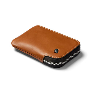 Bellroy Card Pocket Slim Wallet Leather Wallet Bellroy Caramel