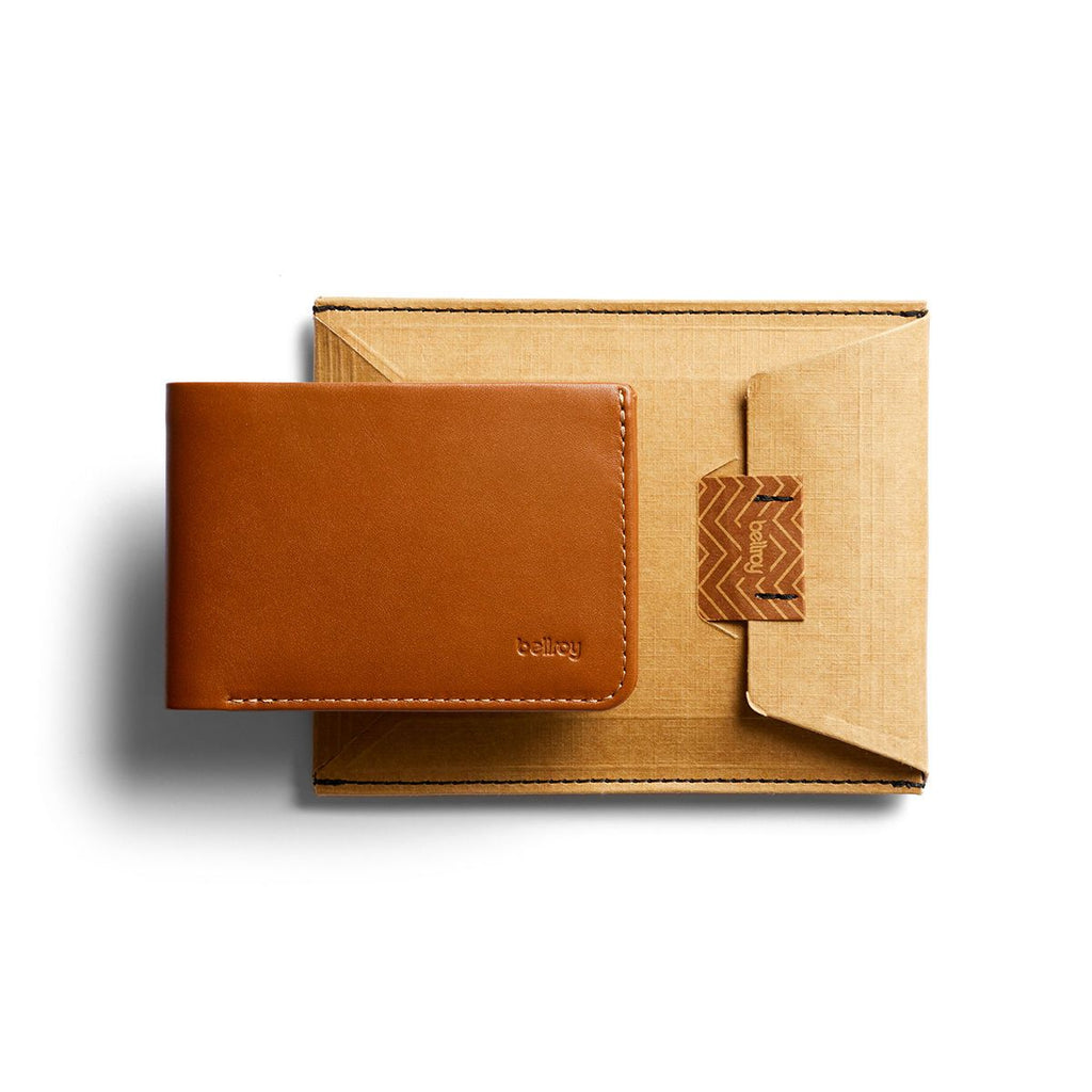 Bellroy The Low Leather Wallet Leather Wallet Bellroy