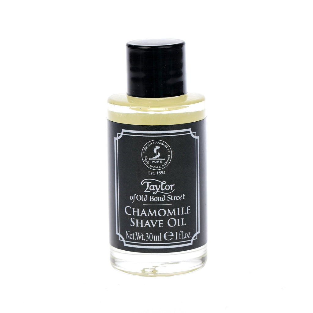 Taylor of Old Bond Street Chamomile Shaving Oil Pre Shave Taylor of Old Bond Street