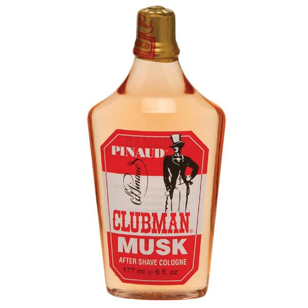 Clubman Pinaud Musk After Shave Lotion Aftershave Clubman