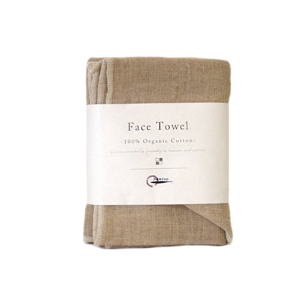 Nawrap Organic Cotton Face Towel - Fendrihan Canada - 3
