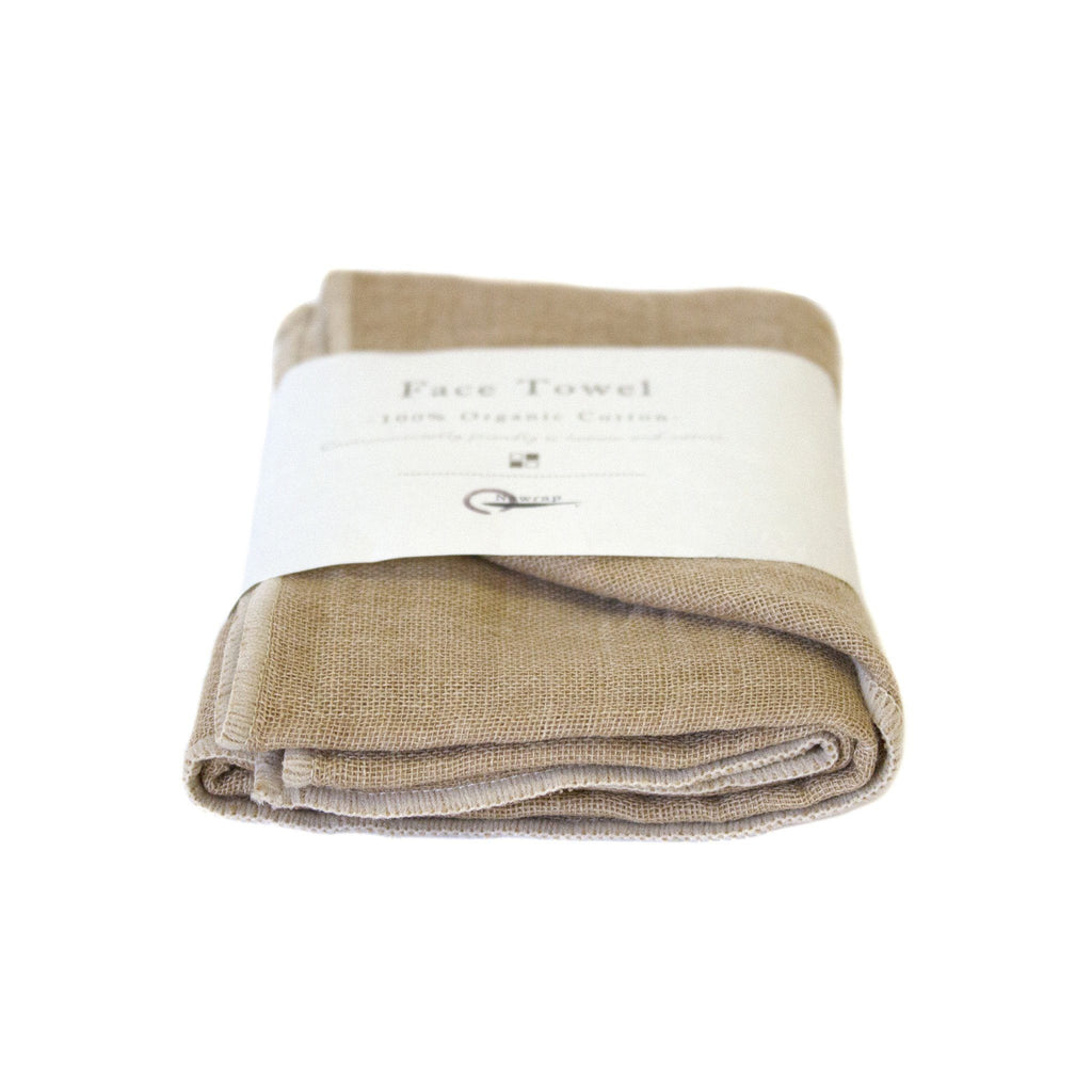 Nawrap Organic Cotton Face Towel - Fendrihan Canada - 4