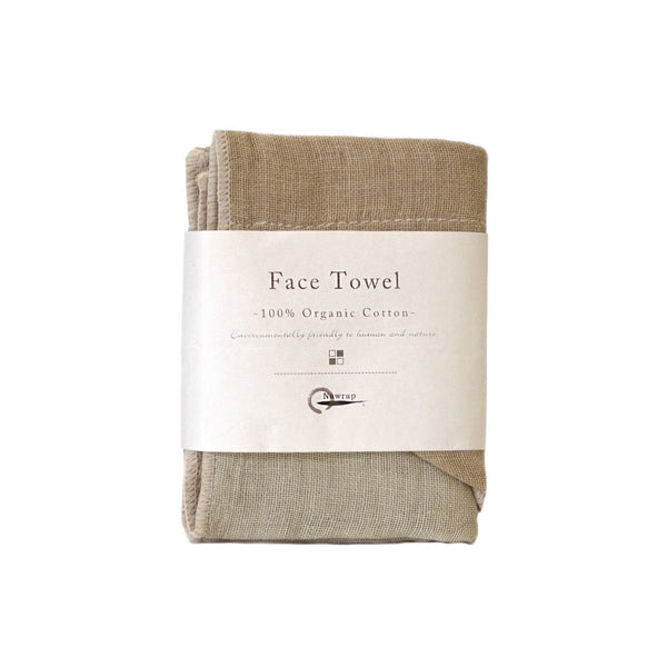 Nawrap Organic Cotton Face Towel - Fendrihan Canada - 11