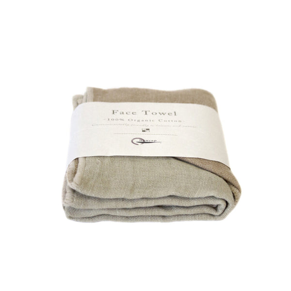Nawrap Organic Cotton Face Towel - Fendrihan Canada - 12