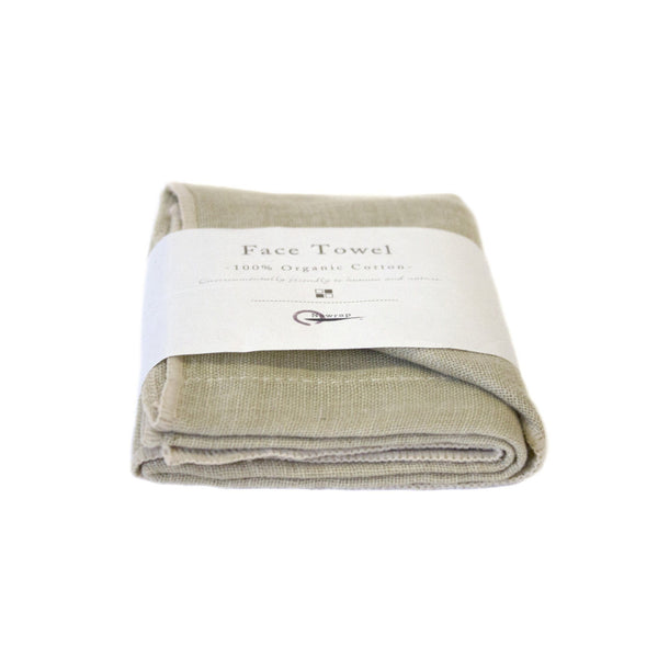 Nawrap Organic Cotton Face Towel - Fendrihan Canada - 6