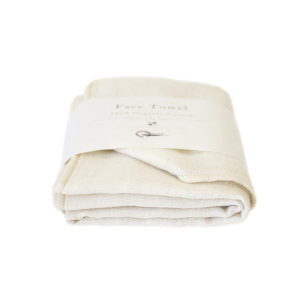 Nawrap Organic Cotton Face Towel - Fendrihan Canada - 2