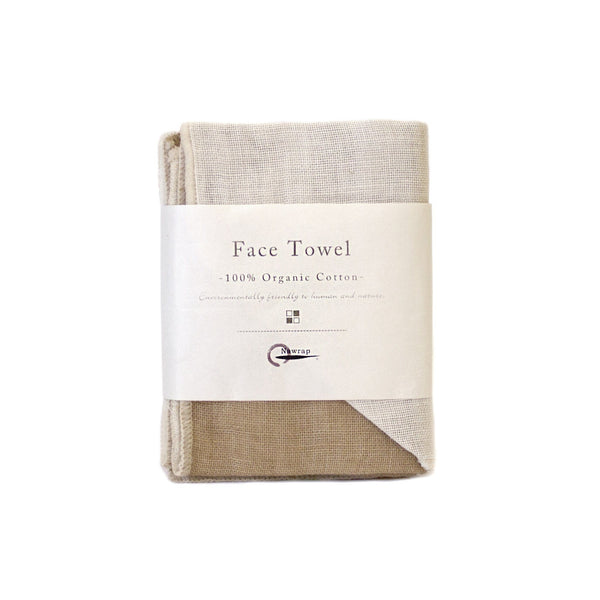 Nawrap Organic Cotton Face Towel - Fendrihan Canada - 7