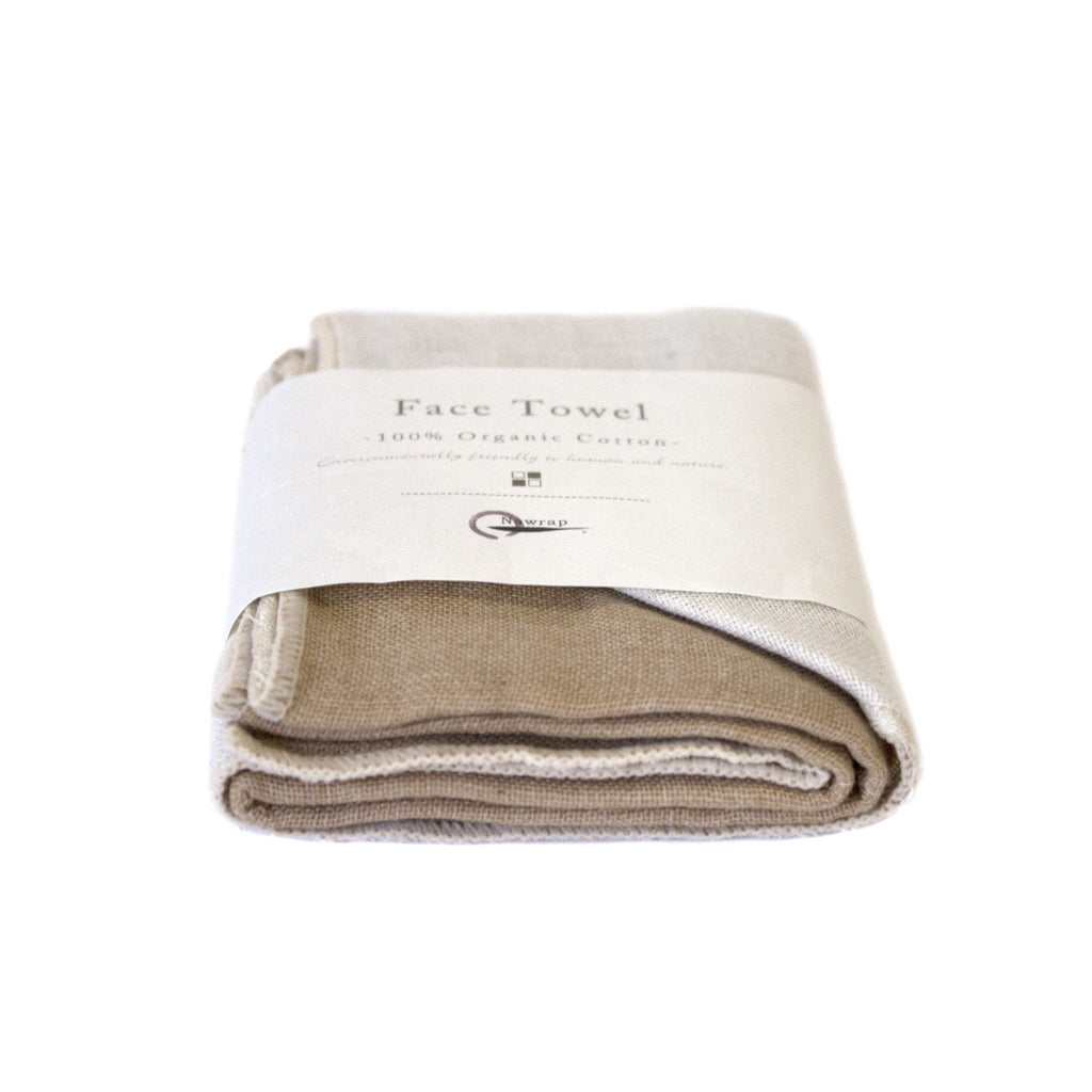 Nawrap Organic Cotton Face Towel - Fendrihan Canada - 8