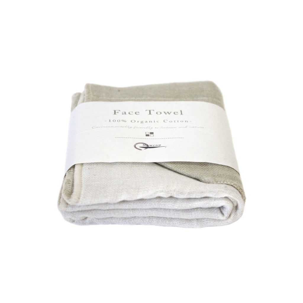 Nawrap Organic Cotton Face Towel - Fendrihan Canada - 10