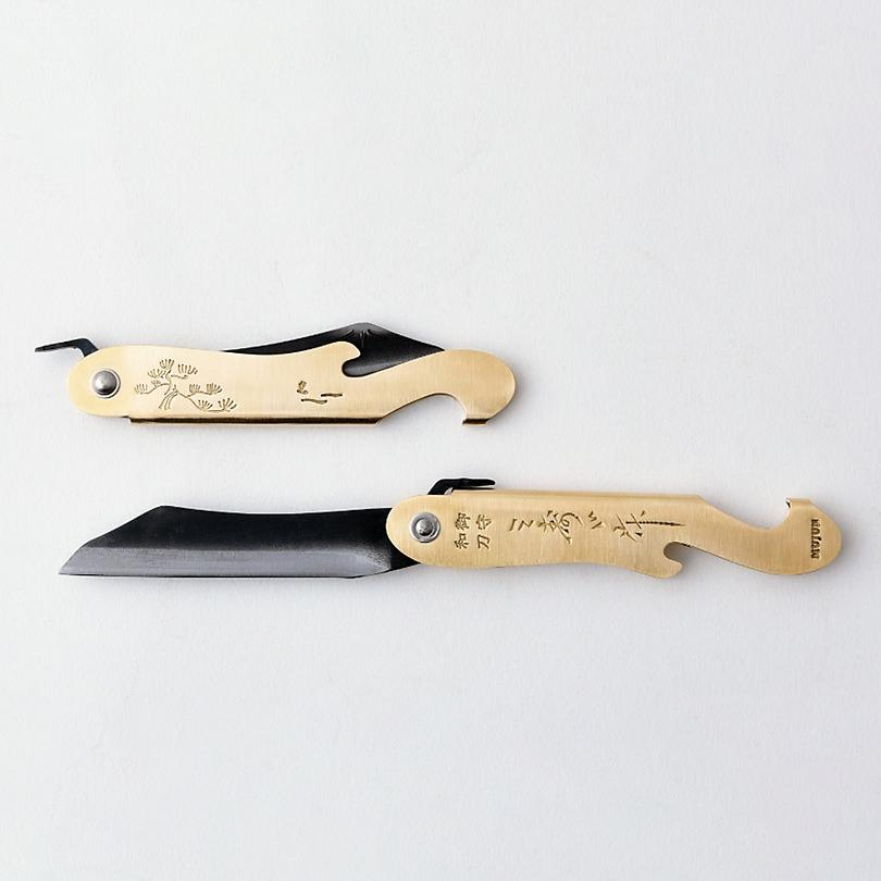 Mujun Fuji Knife Pocket Knife Japanese Exclusives