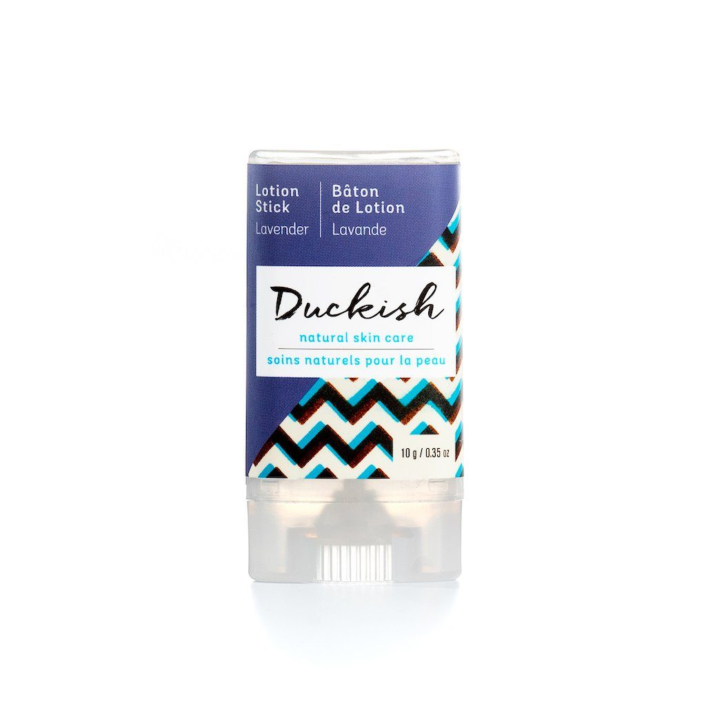 Duckish Lotion Stick Body Lotion Duckish 0.5 oz (14 g) Lavender