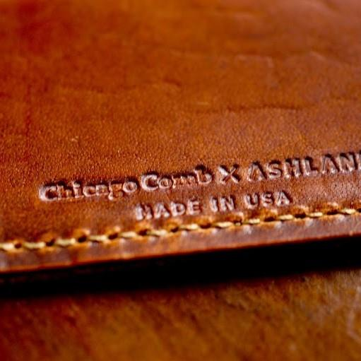 Chicago Comb Co. Sheaths in Horween Leather, No. 2 & 4 - Fendrihan Canada - 10