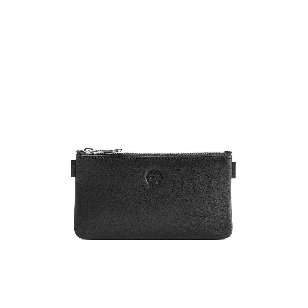 "Sonnenleder ""Büchner"" Leather Pouch Pen Case Sonnenleder Black"
