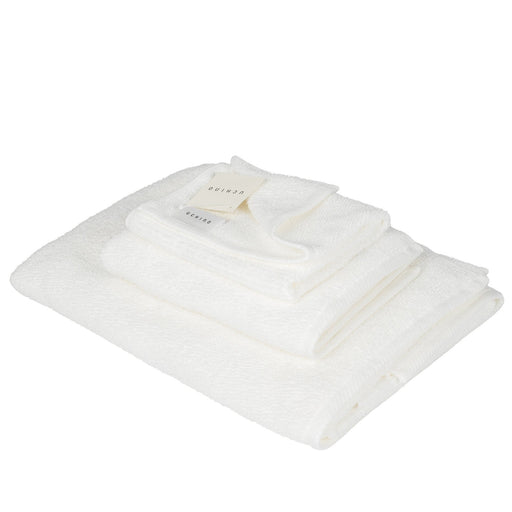 Uchino Horizontal Ridge Pile Towel
