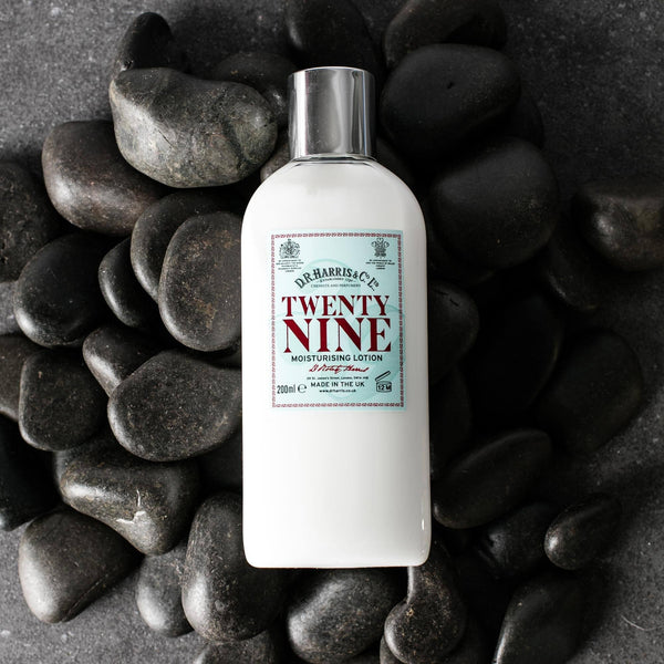 D.R. Harris Twenty Nine Body Lotion - Fendrihan Canada - 3