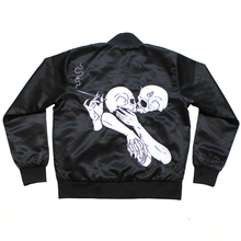 Load image into Gallery viewer, Embrace Satin Bomber