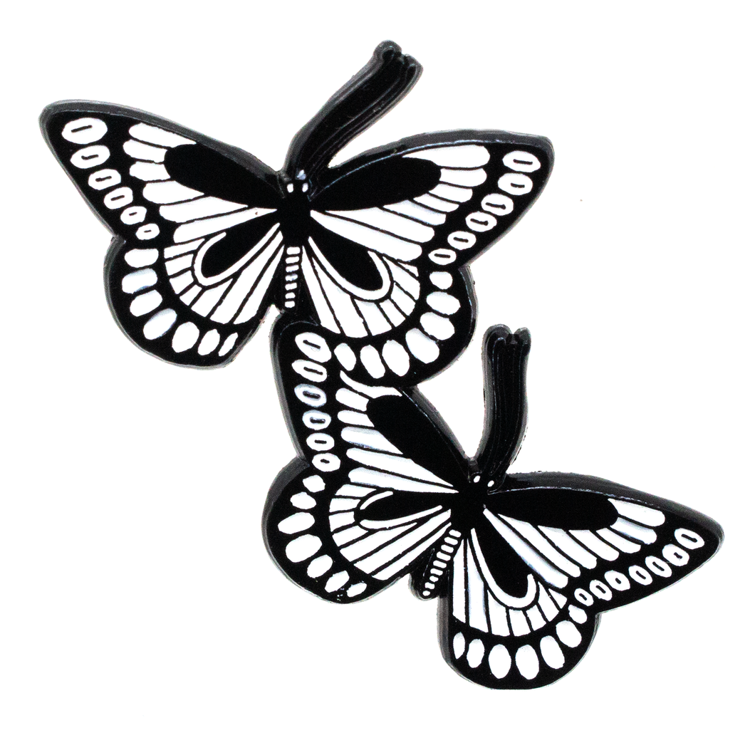 Butterflies Pin