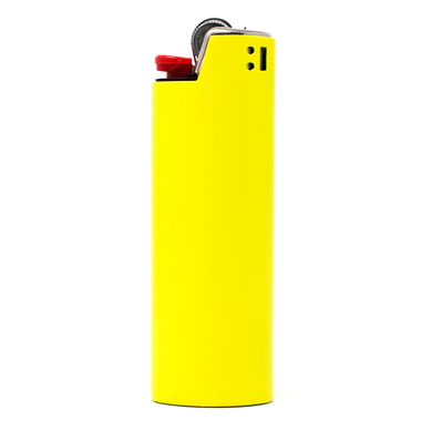 CMYK Lighter Case Yellow