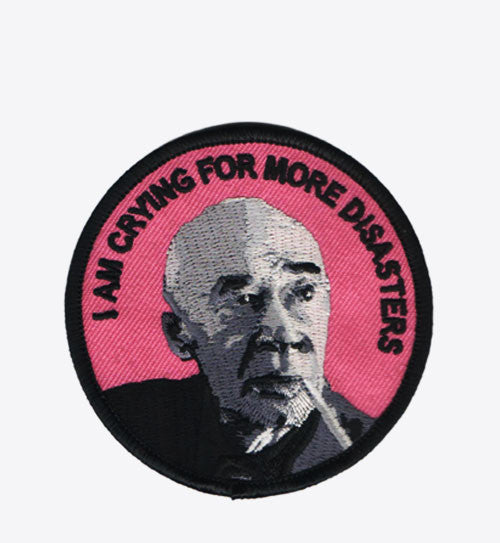 HENRY MILLER PATCH - BALL & CHAIN CO.