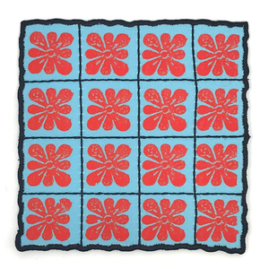 Flower Blotter Patch