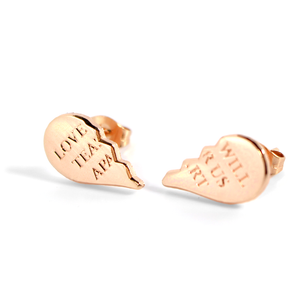Love Will Earrings