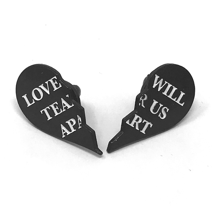 Love Will Lapel Pin Set