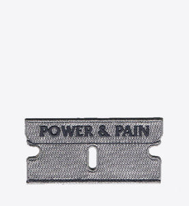 Power & Pain Patch - BALL & CHAIN CO.