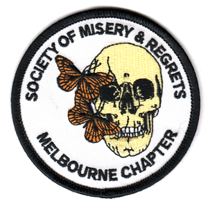 Melbourne Chapter Patch